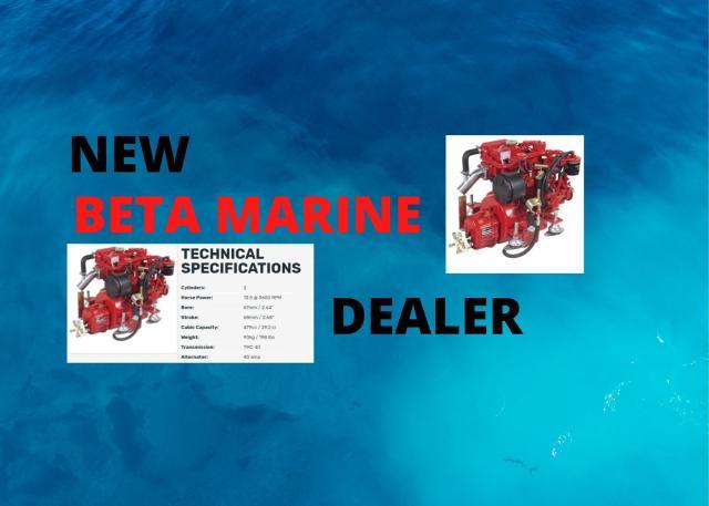 Beta Marine Dealer