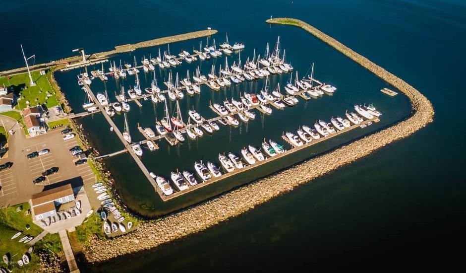 Shediac Bay Marina Reconstruction
