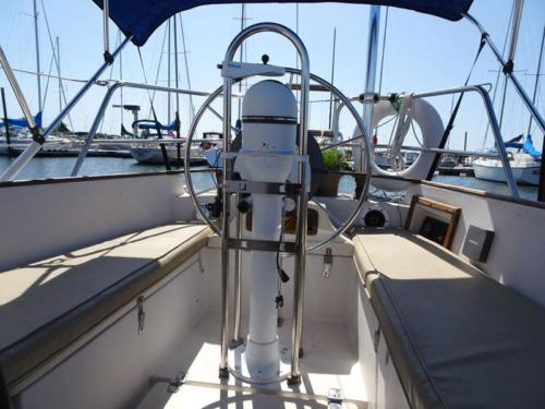 Bayfield 29 Helm